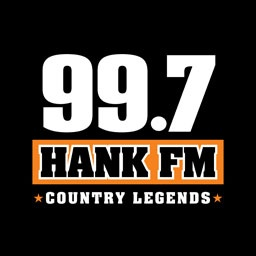 99.7 Hank FM - KNAH