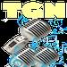 TGN Radio Broadcasting Logo