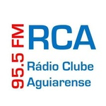 Radio Clube Aguiarense Logo