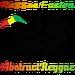 Abstract Reggae - Roots Reggae Logo