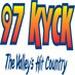 97 KYCK FM - KYCK Logo