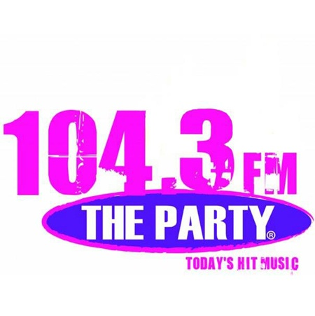 104.3 The Party - WCBH