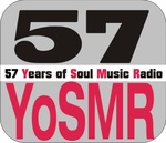 57 Years of Soul Music Radio Logo