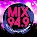 Mix 94.9 - KMXK Logo