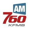 AM 760 - KFMB Logo