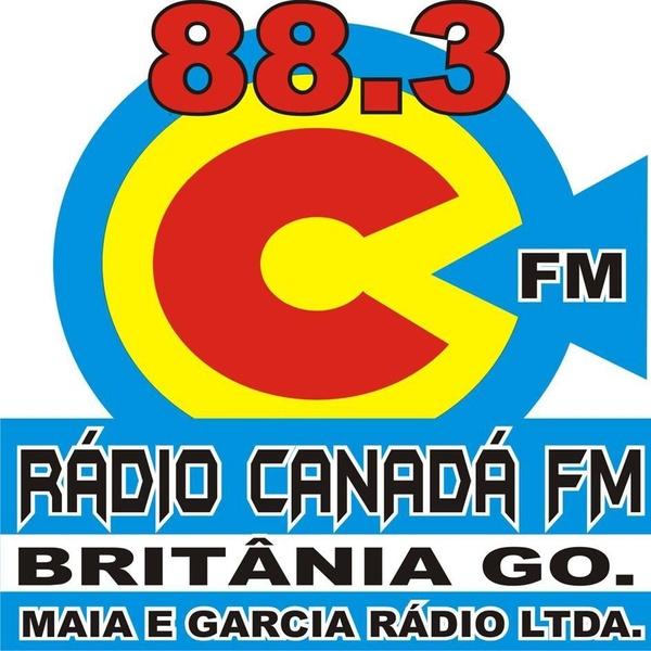 Rádio Canadá FM - Canadá Britânia