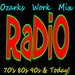 Ozarks Works Mix Radio Logo