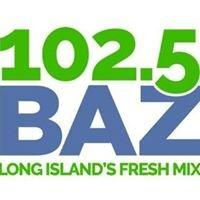 102.5 BAZ - WBAZ