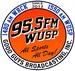 95.5 WUSP - WRCK Logo