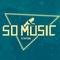 So Music Station Radio Logo