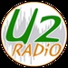 U2 ZOO Station Radio Logo