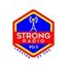 90.3 Strong Radio - DXEQ Logo