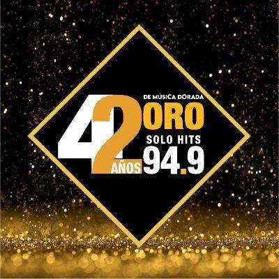Oro 94.9 solo Hits - XHORO