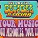 Decades Rewind Radio Logo