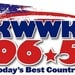 Quick Country 96.5 - KWWK Logo