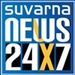 Suvarna News 24X7 Logo