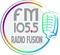 Radio Fusión 105.5 Logo