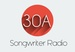 30A Songwriter Radio Logo