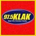 97.5 KLAK - KLAK Logo
