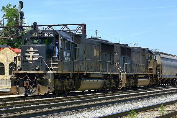 South Central Illinois Rail