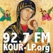 Our Lady of Perpetual Help Radio - KOUR-LP Logo