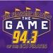 94.3 The Game - WRHD Logo
