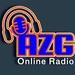 AZG Online Radio Logo
