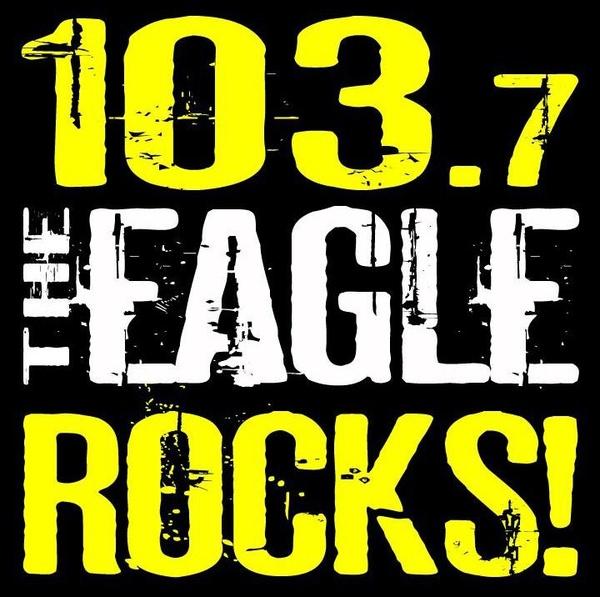 103.7 The Eagle Rocks - KZGL