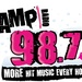 98.7 AMP Radio - WDZH Logo