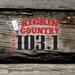 Kickin' Country 103.1 - KKCN Logo