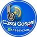 Rádio Cassi Gospel FM Logo