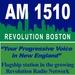 AM 1510 Revolution Boston Logo