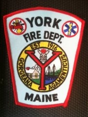 York County, and Rockingham and Strafford Counties In NH Fire and EMS