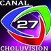 Choluvision Canal 27 Logo