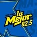 La Mejor FM 92.5 - XHSRO Logo
