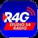 Radio4G - Pop&Rock 80's & 90's Logo