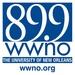 89.9 WWNO - WWNO Logo