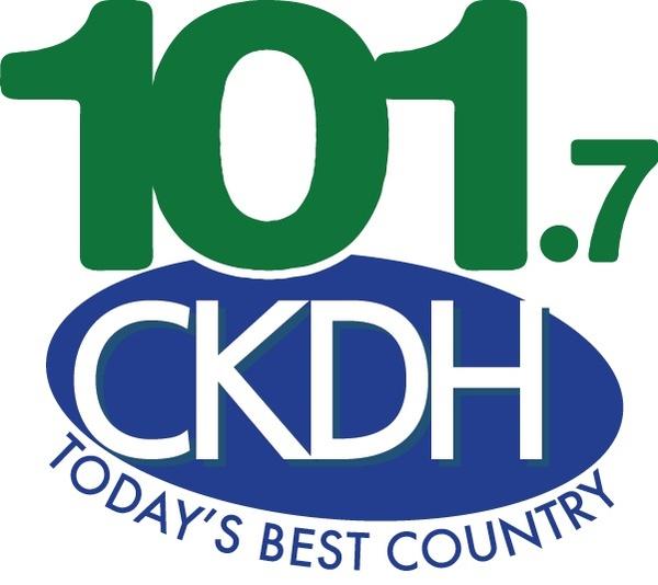 101.7 CKDH - CKDH-FM