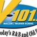 V101.7 - WRBV Logo