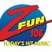 Z-Fun 106 - KZFN Logo