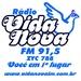 Rádio Vida Nova FM Logo