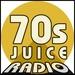 A .RADIO 70s JUICE Logo