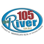 105 The River - WWRR Logo