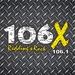 106-X - KRRX Logo