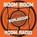 Boom Boom Room Burlesque Radio Logo