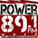 Power 89.1 - WNZN Logo
