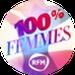 RFM - 100% Femmes Logo