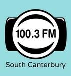 100.3 FM South Canterbury Logo