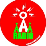 Access All Aerials Radio Logo
