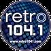 Retro 104.1 - KCCT Logo